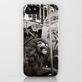 { merry go round } iPhone Case