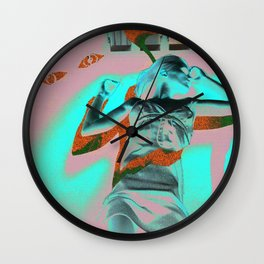 Lucid Dreaming Wall Clock