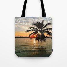 Maledives - Sunset Tote Bag