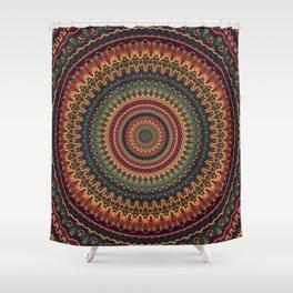 Mandala 488 Shower Curtain