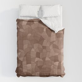 Geometric Shapes Fragments Pattern 2 cr Comforters