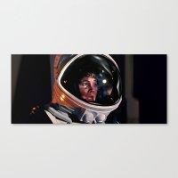 ripley Canvas Prints featuring Ripley by Palloma