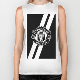 Manchester United Biker Tank