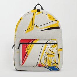 Nostalgie d'un amour Backpack