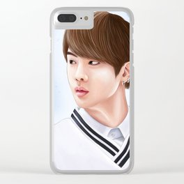 BTS - Jin Clear iPhone Case