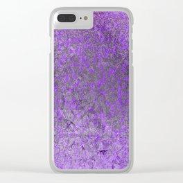 Glitter Star Dust G317 Clear iPhone Case