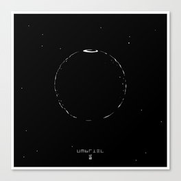 UMBRIEL Canvas Print