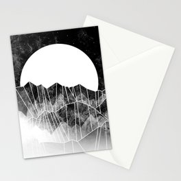 As a mist rolls in... Stationery Cards