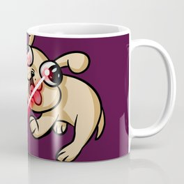 Laser Puppy Coffee Mug