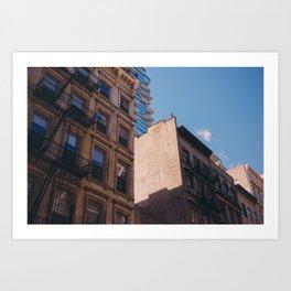 New York #2 Art Print