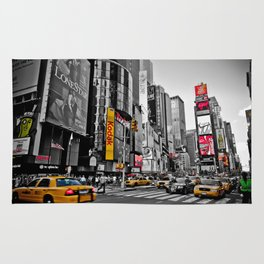 Times Square - Hyper Drop Rug