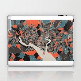 Southampton Multicoloured Print Laptop & iPad Skin