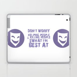 What I'm Best At V2 Laptop & iPad Skin