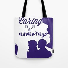 Not an Advantage  Tote Bag