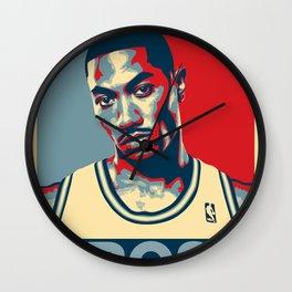 Derrick Rose Wall Clock