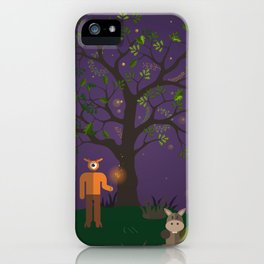 a midsummer night's seen iPhone Case