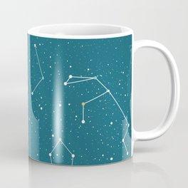 Starlight night constellations Coffee Mug