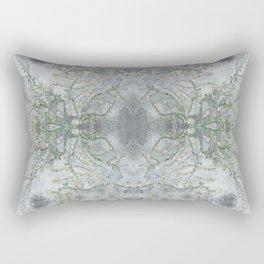 LoVinG V - white-grey Rectangular Pillow