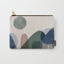 Trees and mountains Carry-All Pouch