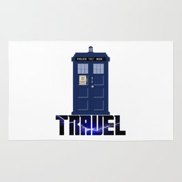 Doctor Travel Rug