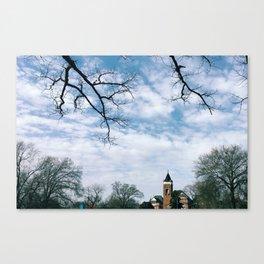 A Winter Wonder Canvas Print