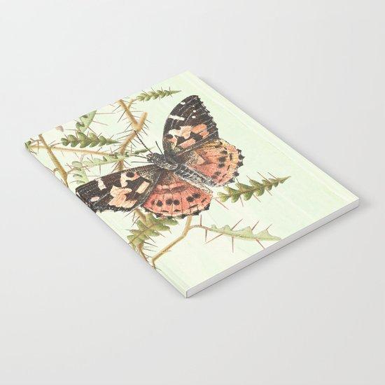 Butterfly magic Notebook