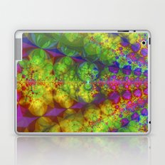 Fractal Fountain Laptop & iPad Skin
