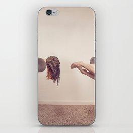 The Levitator iPhone Skin