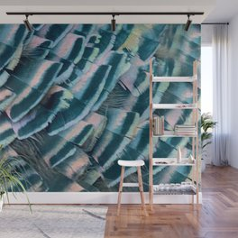 FEATHER FROLIC Wall Mural