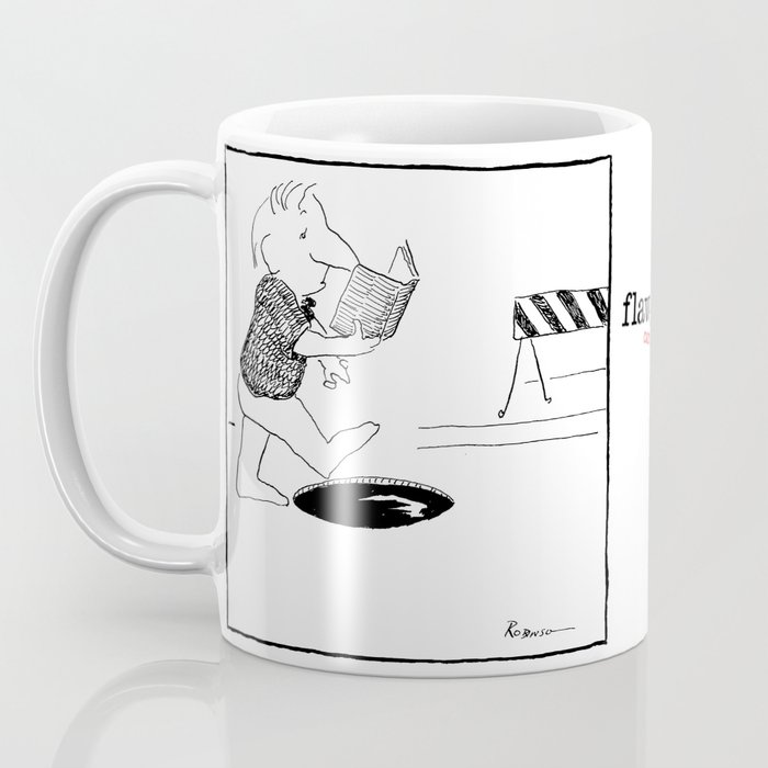 pay attention! Coffee Mug