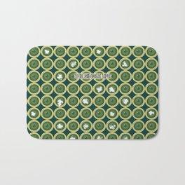 Condoms and Single Bath Mat