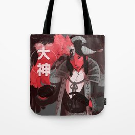 BIG GOD Tote Bag