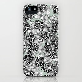 Mint Humbug (Flora) iPhone Case