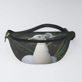 White Widow Fanny Pack