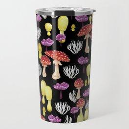 Happy Fungus garden - BK Travel Mug