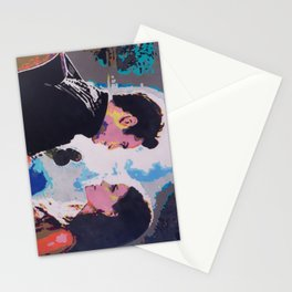 Johnny and June Stationery Cards