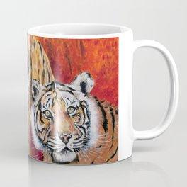 Three Lucky Tigers Coffee Mug