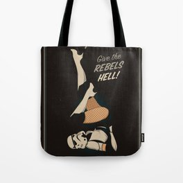 Imperial Pin-up Tote Bag