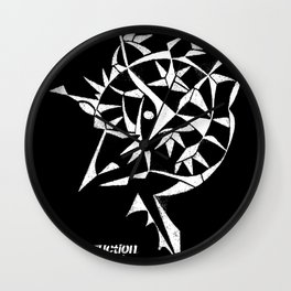 - obstruction - Wall Clock