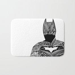 Knight of Night Bath Mat