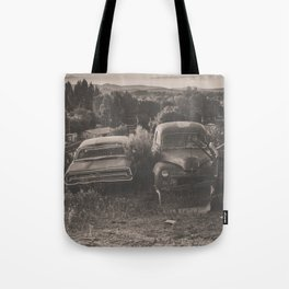 Baker Ranch Tote Bag