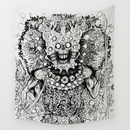 Nameless one Wall Tapestry