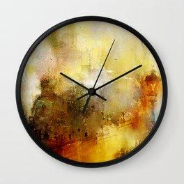 The Paddington station train Wall Clock