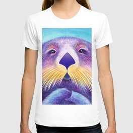 Otter Face to Face T-shirt
