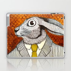 El conejo careta Laptop & iPad Skin