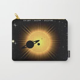EXTRA - SOLAR ECLIPSE. Gliese 1002. Carry-All Pouch