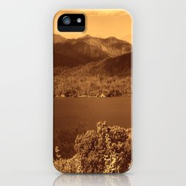 Spirits of the Land... iPhone Case