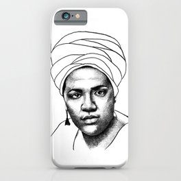 Audre Lorde iPhone Case