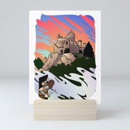 Fantastic World Mini Art Print