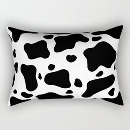 Cow Hide Rectangular Pillow